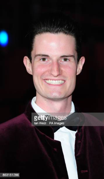 Peter Wilson attending the British Academy Games Awards at Tobacco Dock London