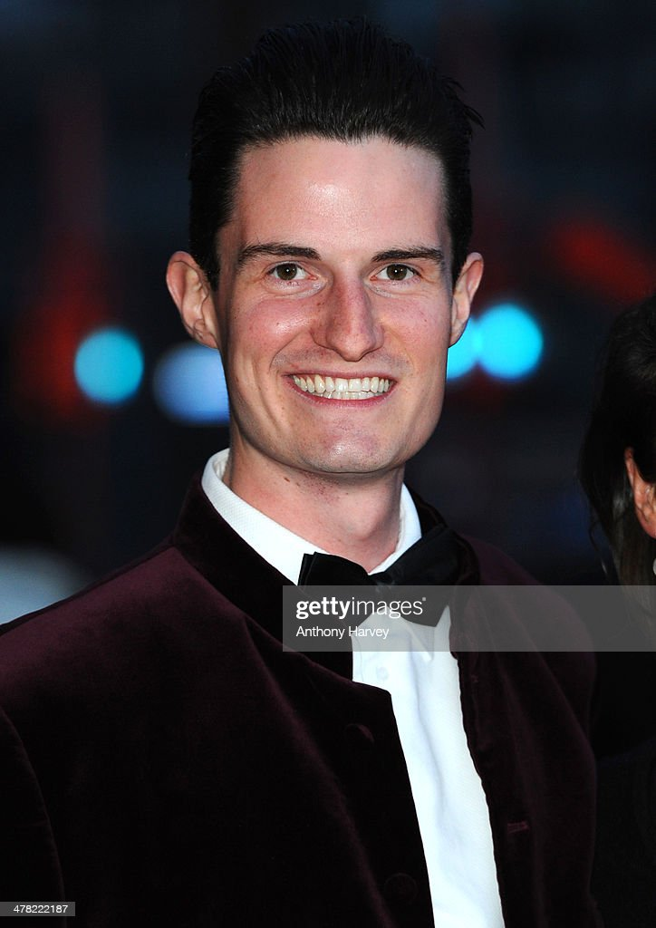 Peter Wilson attends the 2014 British Academy Games Awards at Tobacco Dock on March 12, 2014 in London, England.