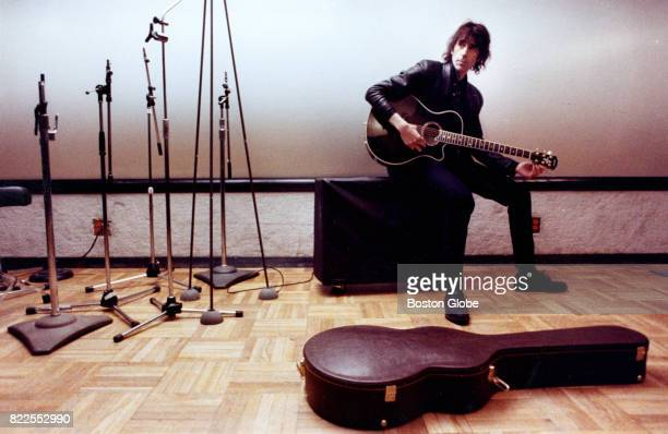 Peter Wolf is pictured in Boston on Feb 10 1990 Wolf is preparing for the release of his third solo album following his 1983 departure from The J...
