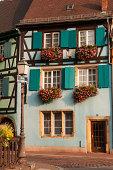 Petit Venise, half-timbered houses