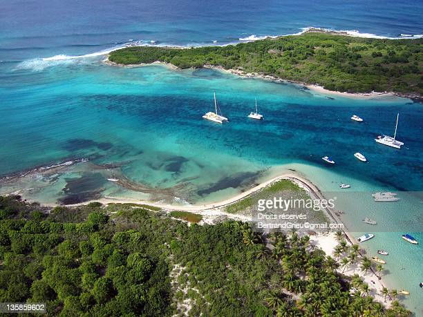 Petite Terre in Guadeloupe