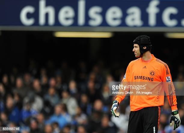 Petr Cech Chelsea goalkeeper
