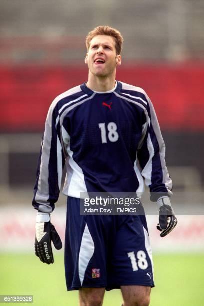 Petr Cech Czech Republic goalkeeper