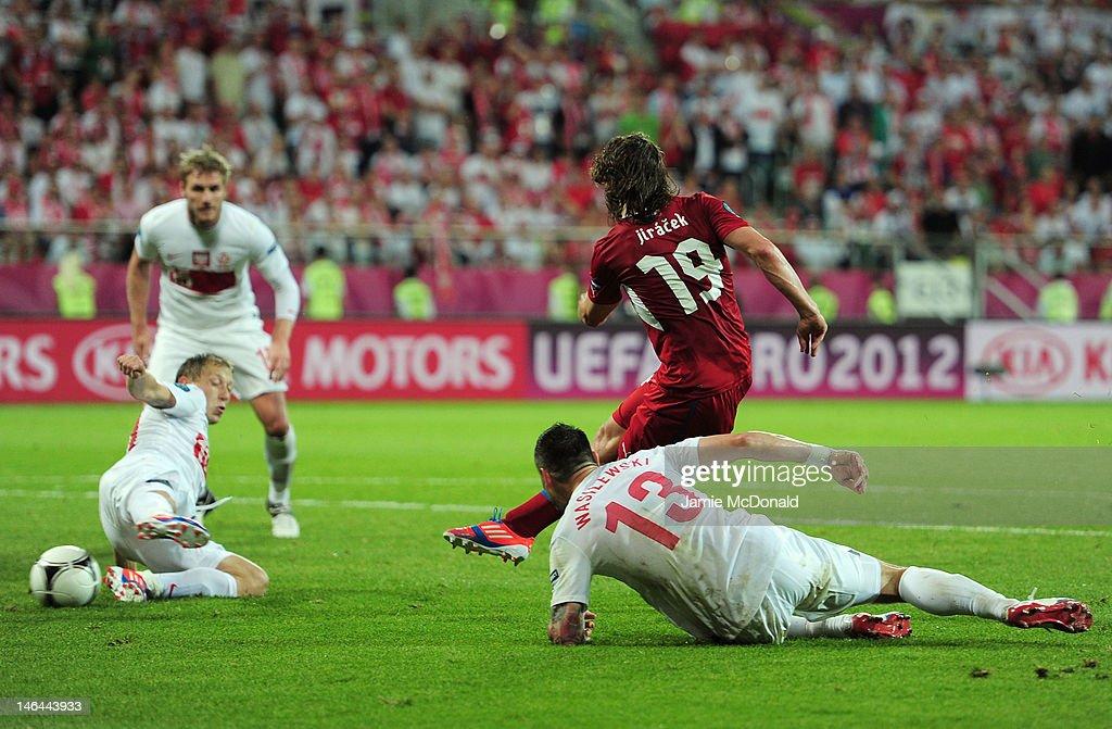 Czech Republic v Poland - Group A: UEFA EURO 2012