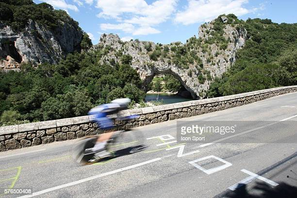 Petr Vakoc of Etixx Quick Step during the thirteenth stage of the 103rd edition of the Tour de France cycling race a 375km individual time trial from...