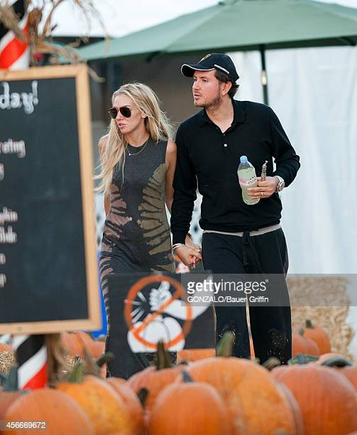 Petra Ecclestone and James Stunt are seen on October 04 2014 in Los Angeles California