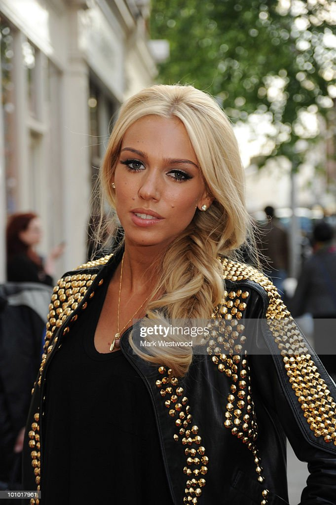 Petra Ecclestone attends the store launch party for BCBGMAXAZRIA on King's Road on May 27, 2010 in London, England.
