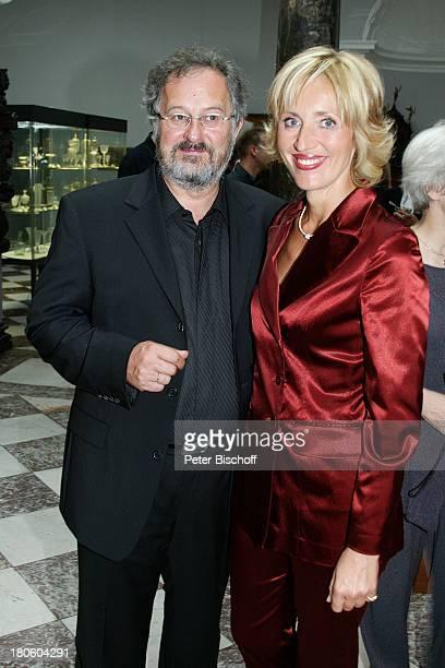 Petra Gerster Ehemann Christian Nürnberger PremierenParty 'Die Nibelungen' in der Inszenierung von Dr Dieter Wedel 'Nibelungen Festspiele Worms'...