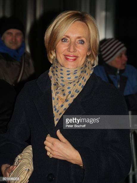 Petra Gerster Porträt 48 Verleihung 'Goldene Kamera' von 'Hör Zu' Axel SpringerHaus Berlin Deutschland Europa Roter Teppich Preisverleihung Promi BB...