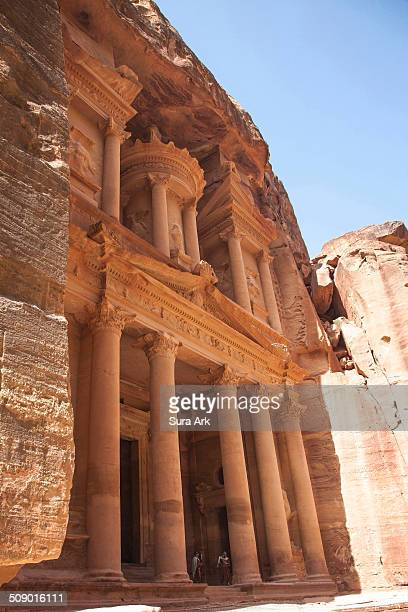 Petra is a historical and archaeological city in the southern Jordanian governorate of Ma'an that is famous for its rockcut architecture and water...