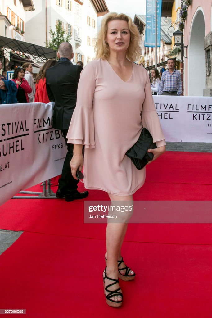 Petra Morze poses for a picture during the 'Inconvenient Sequel' premiere and opening night of the Kitzbuehel Film Festival 2017 (Kitzbuehel Filmfest) at Filmtheater Kitzbuehel on August 22, 2017 in Kitzbuehel, Austria.