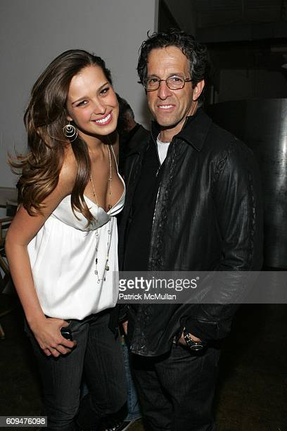 Petra Nemcova and Kenneth Cole attend Jon Bon Jovi and Kenneth Cole Team Up For An Unforgettable Night of Fundraising At 'RSVP To Help' at Tribeca...