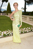 Petra Nemcova arrives at amfAR's 22nd Cinema Against AIDS Gala Presented By Bold Films And Harry Winston at Hotel du CapEdenRoc on May 21 2015 in Cap...