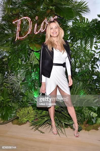 Petra Nemcova attends the Dior Lady Art Miami launch event on November 29 2016 in Miami Florida