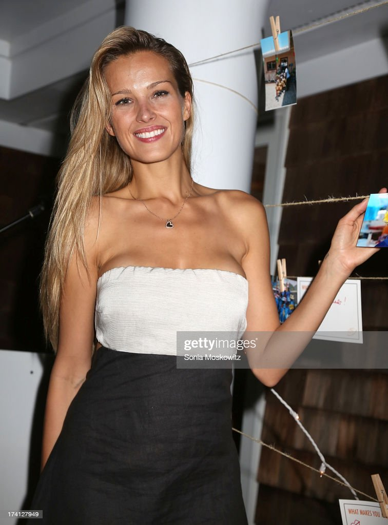 Happy Hearts Fund Hosted By Petra Nemcova