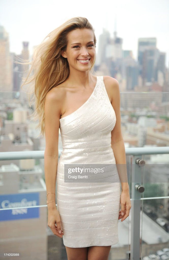Petra Nemcova attends the Samuelsohn Brand 90th Anniversary Party on July 21 2013 in New York City