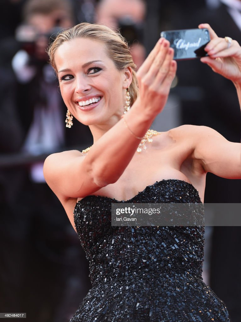 <a gi-track='captionPersonalityLinkClicked' href=/galleries/search?phrase=Petra+Nemcova&family=editorial&specificpeople=201716 ng-click='$event.stopPropagation()'>Petra Nemcova</a> attends the 'Two Days, One Night' (Deux Jours, Une Nuit) premiere during the 67th Annual Cannes Film Festival on May 20, 2014 in Cannes, France.
