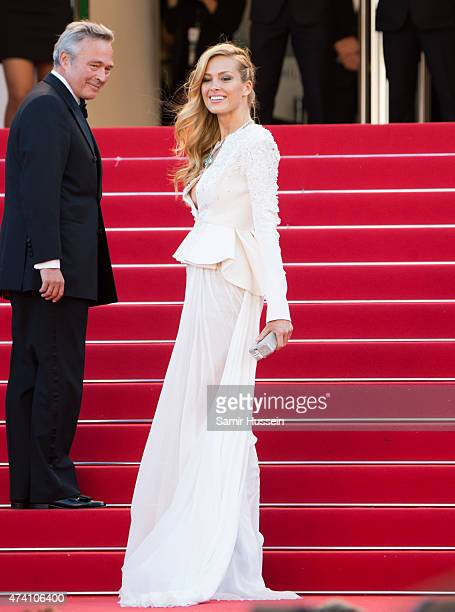 Petra Nemcova attends the 'Youth' Premiere during the 68th annual Cannes Film Festival on May 20 2015 in Cannes France
