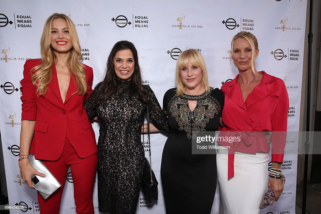 petra nemcova directorwriterproducer kamala lopez executive producer patricia arquette and - Executive Producer Music
