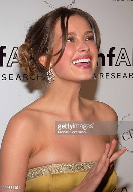 Petra Nemcova during AmfAR New York City Gala Honoring John Demsey Whoopi Goldberg and Bill Roedy Inside at Cipriani's 42nd Street in New York City...