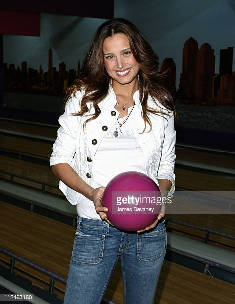 Petra Nemcova during Knicks Cheering for Children Foundation Benefit March 8 2006 at Chelsea Piers in New York City New York United States