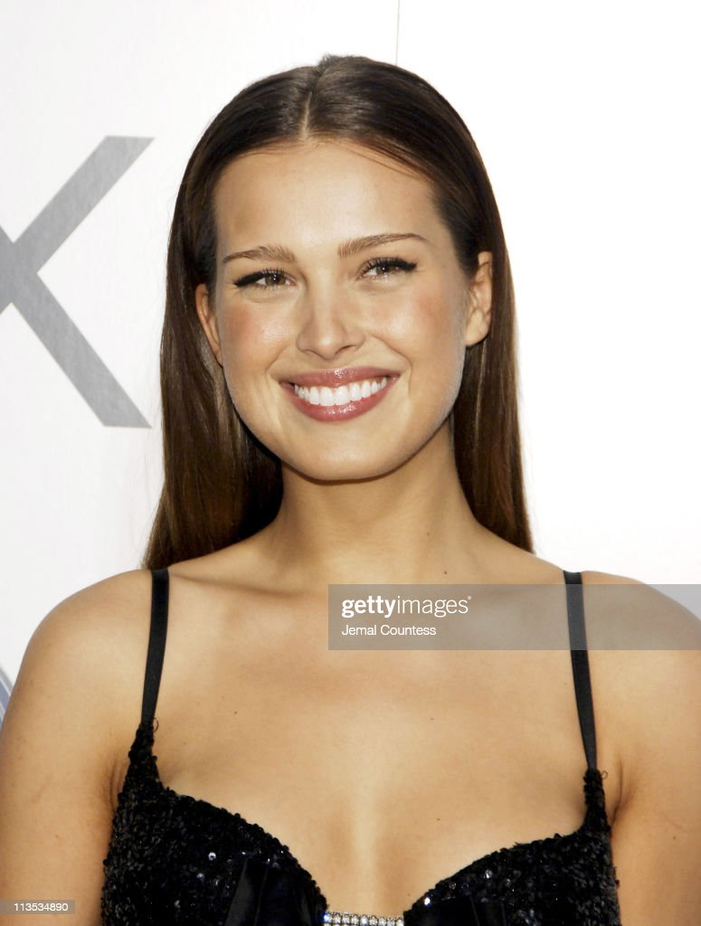 Petra Nemcova during SAAB Introduces Their New Concept Vehicle The 'Aero X' and Announces Their Philanthropic Partnership With Angel Flight America at The Altman Building in New York City, New York, United States.