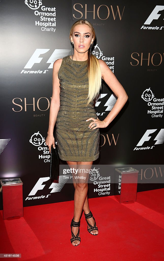 <a gi-track='captionPersonalityLinkClicked' href=/galleries/search?phrase=Petra+Stunt&family=editorial&specificpeople=12891423 ng-click='$event.stopPropagation()'>Petra Stunt</a> attends The F1 Party in aid of the Great Ormond Street Children's Hospital at Victoria and Albert Museum on July 2, 2014 in London, England.