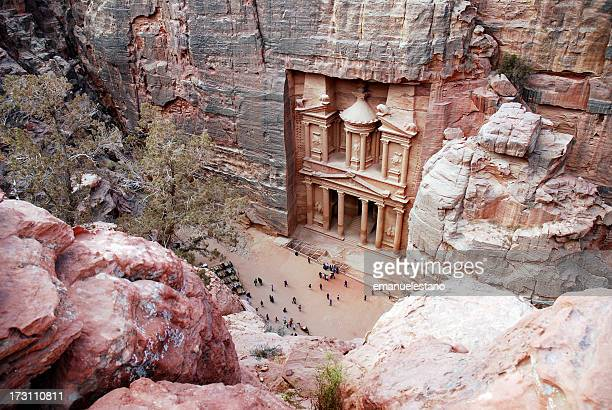 Petra, The Treasure from the Jebel al-Khubtha