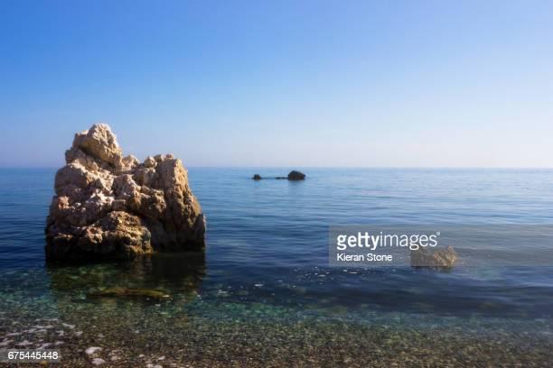 Petra Tou Romiou - Aphrodite's Rock - Paphos, Cyprus