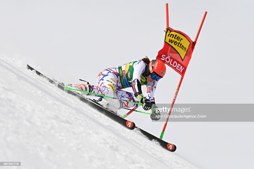 Audi FIS Alpine Ski World Cup - Women's Giant Slalom