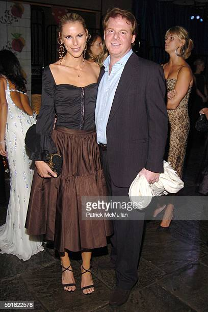 Petrina Khashoggi and Robert Dooner attend Whitney Museum of American Art hosts the 2005 WHITNEY GALA and After Party at Whitney Museum of American...