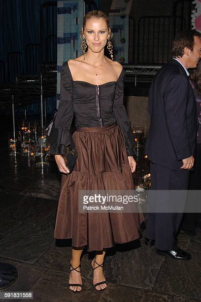 Petrina Khashoggi attends Whitney Museum of American Art hosts the 2005 WHITNEY GALA and After Party at Whitney Museum of American Art on October 18...