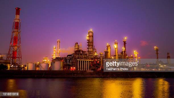 Petrochemical complex