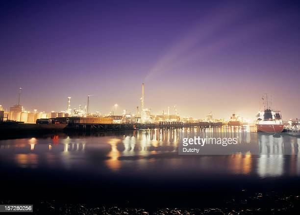Petrochemical Harbour