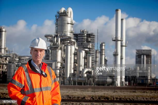 Industria petrolchimica inspector