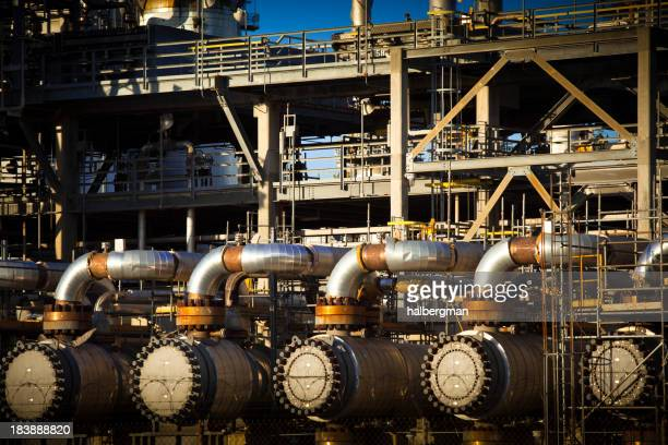 Petrochemical Plant Detail