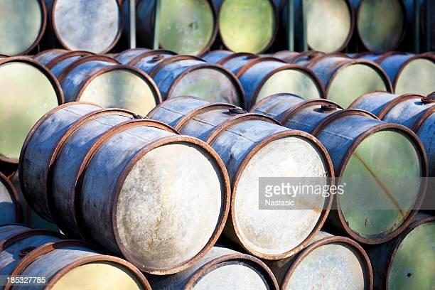 Benzin Barrel