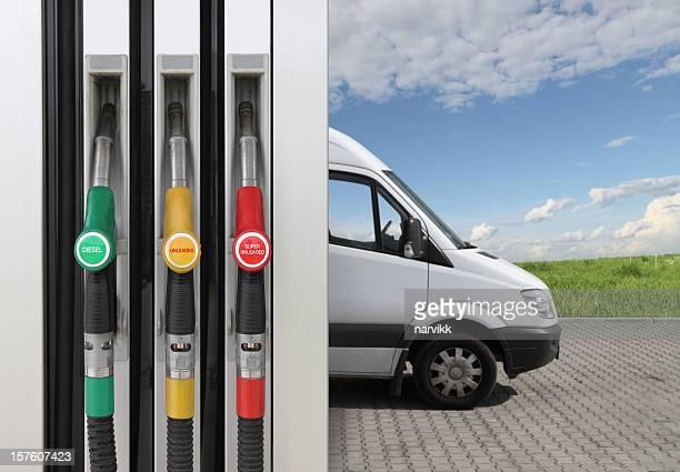 Estação de Gasolina
