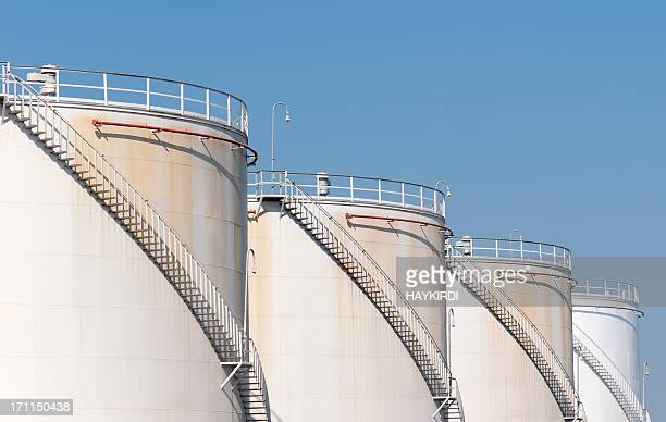 Petroleum Storage Tanks.