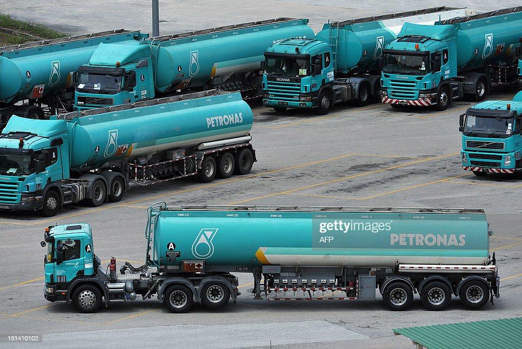 petronas-fuel-tanker-trucks-park-at-the-