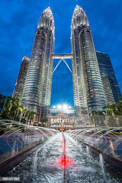 Petronas Tower, Kuala Lumpur, Malaysia
