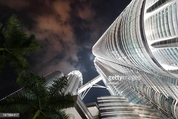 Petronas Towers Up Close View