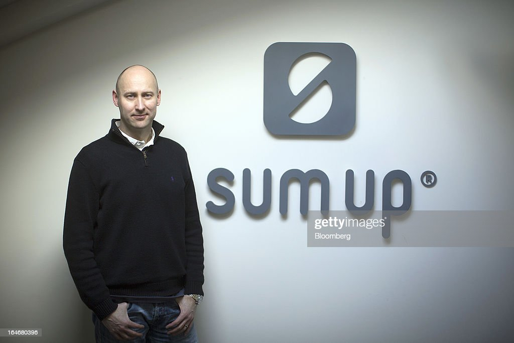 Petter Made, co-founder and chief operating officer of SumUp Ltd., poses for a photograph inside the company's headquarters in Dublin, Ireland, on Friday, March 15, 2013. Ireland's renewed competiveness makes it a beacon for the U.S. companies such as EBay, Google Inc. and Facebook Inc., which have expanded their operations in the country over the past two years. Photographer: Simon Dawson/Bloomberg via Getty Images