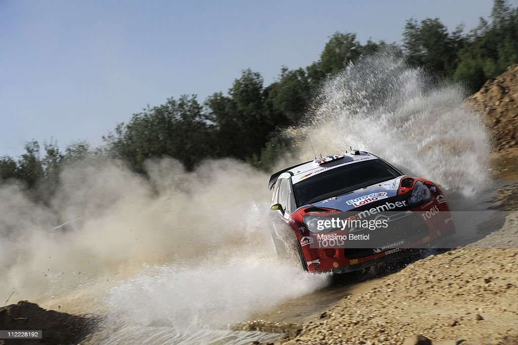 <a gi-track='captionPersonalityLinkClicked' href=/galleries/search?phrase=Petter+Solberg&family=editorial&specificpeople=204731 ng-click='$event.stopPropagation()'>Petter Solberg</a> of Norway and Chris Patterson of Great Britain compete in their <a gi-track='captionPersonalityLinkClicked' href=/galleries/search?phrase=Petter+Solberg&family=editorial&specificpeople=204731 ng-click='$event.stopPropagation()'>Petter Solberg</a> WRT Citroen DS3 WRC during Day 1 of the WRC Rally Jordan on April 15, 2011 in Amman, Jordan.