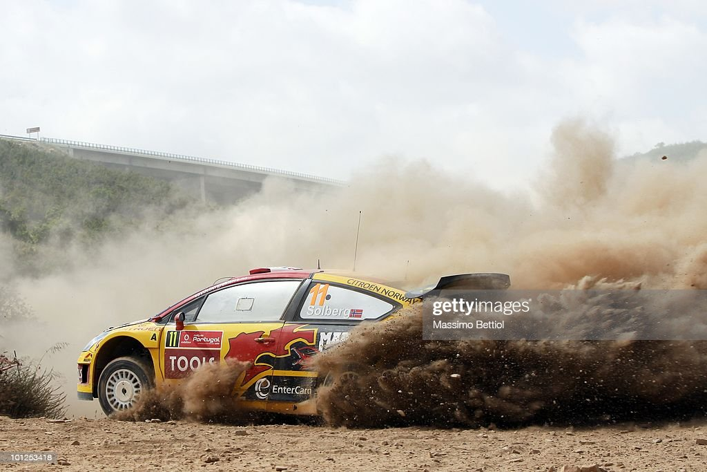 WRC Rally of Portugal - Day 1
