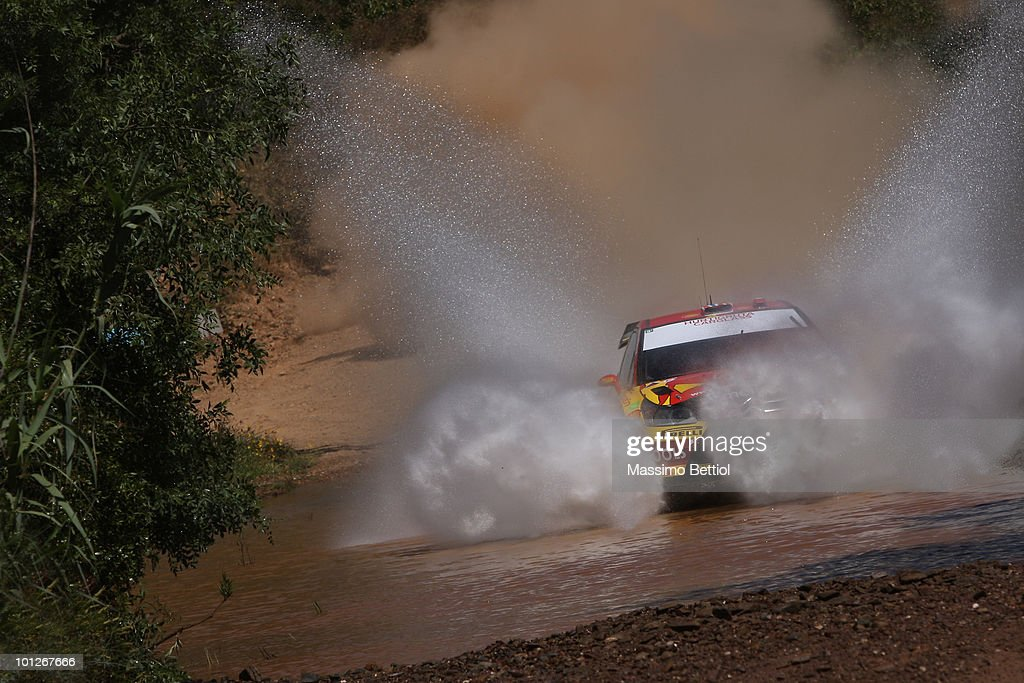 WRC Rally of Portugal - Day 2