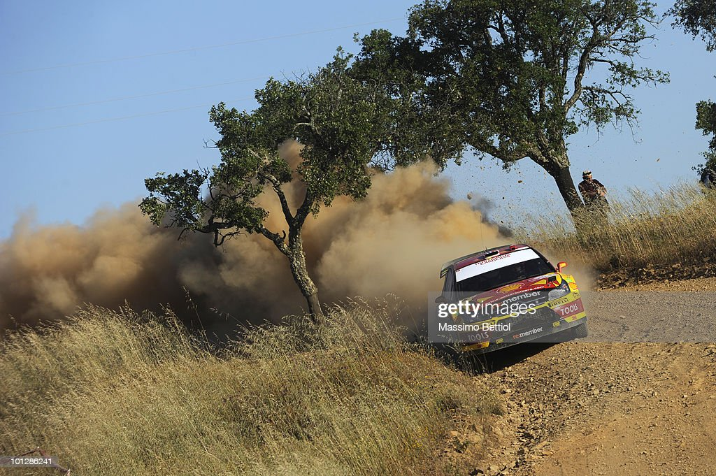 WRC Rally of Portugal - Day 3