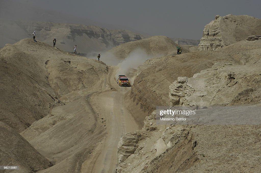 FIA World Rally Championship Jordan - Leg 2