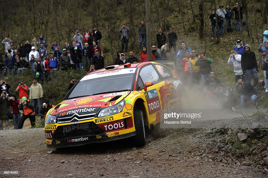 FIA World Rally Championship Turkey - Leg 2
