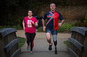Petty Officer Sean Gaffney is a member of the UK's 2016 Invictus Games team and takes part in challenge events with his sister Kerry who he is...
